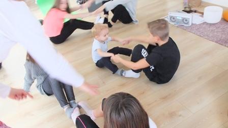 Cours yoga enfants Oise