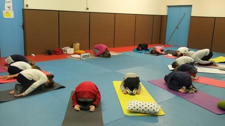 Yoga Enfants Méru Oise