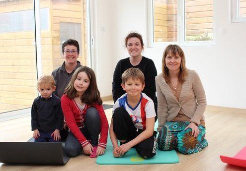 Atelier Yoga en Famille Oise