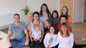 Yoga en famille Oise